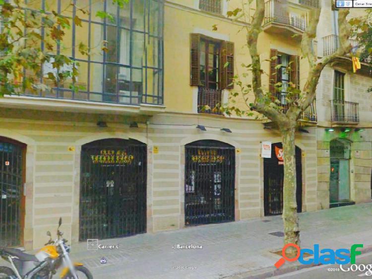 Local Comercial Eixample Barcelona con licencia para
