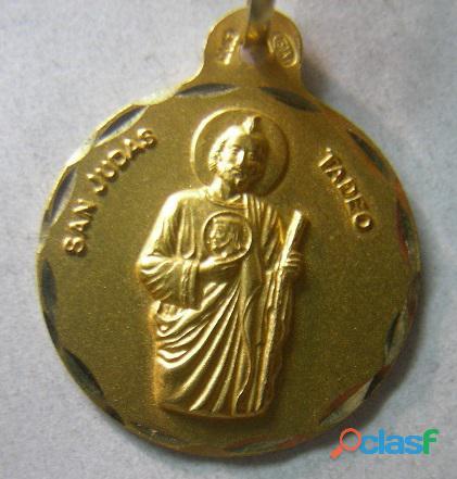 MEDALLAS y CRUCES bendicion San Judas Tadeo