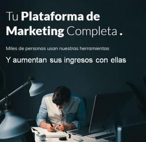 Plataforma de Marketing para tu Negocio