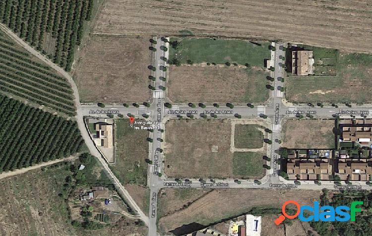 Suelo urbanizable en Venta en Vilanova De Segria Lleida