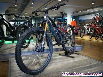 Bicicleta de montaña  de specialized men's turbo le