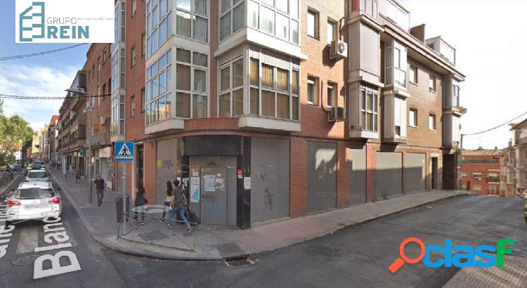 GRAN OPORTUNIDAD!!! LOCAL COMERCIAL EN MADRID.