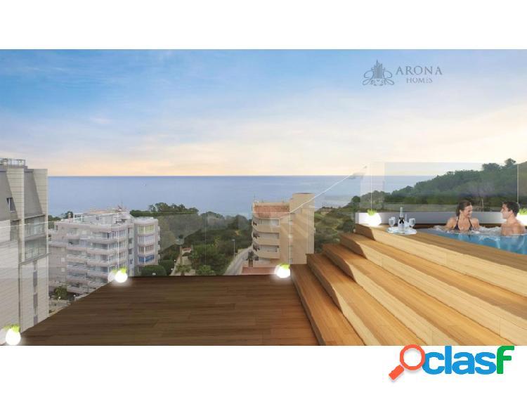 #1354 Calpe Beach II es un complejo residencial de 37
