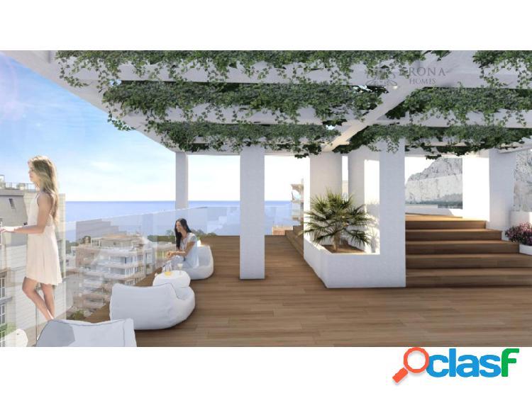 #1361 Calpe Beach II es un complejo residencial de 37