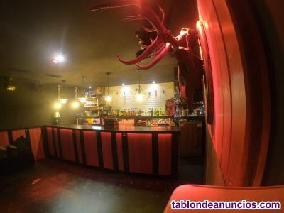 Traspaso bar de copas en plaza de coca