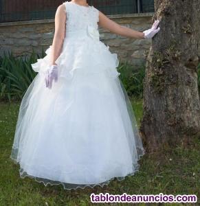 Vendo bonito vestido de comunión