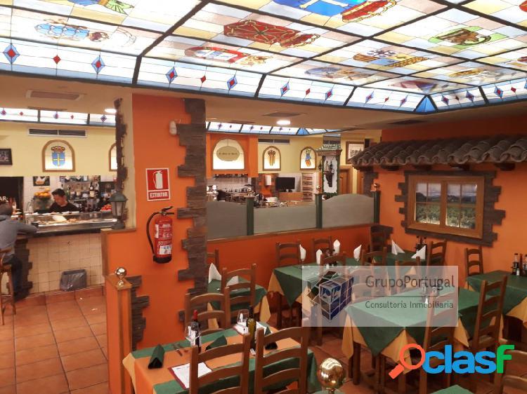 Bar restaurante en Alquiler de 207m² en la zona de Atocha,