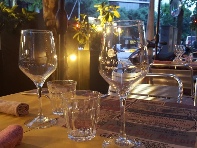 Bar restaurante en Gracia en traspaso ref.
