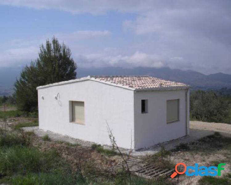 Casa totalmente nueva de 46 m2