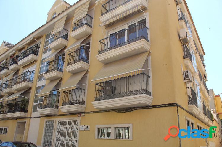 Fantástica vivienda en Villafranqueza con plaza de garaje y
