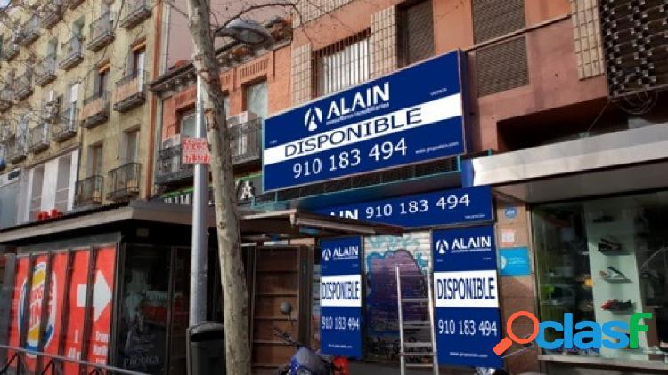 LOCAL EN ALQUILER CALLE BRAVO MURILLO