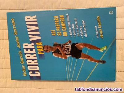Libros para aficionados o iniciarse en correr running