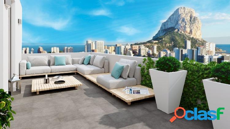 Nuevo apartamento moderno con vistas al mar - ALEXIA CALPE