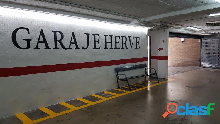 Plaza de garaje en el Edificio Herve