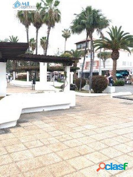 Se alquila bonito piso en el centro del Puerto de la Cruz