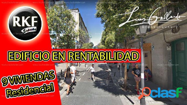 Venta Edificio - Justicia, Centro, Madrid [202675/Edificio