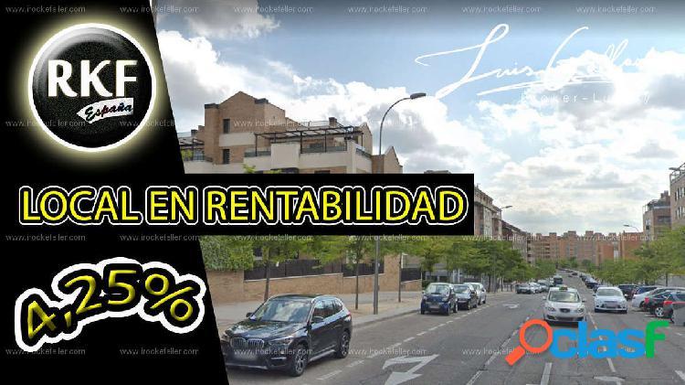 Venta Local comercial - Montecarmelo, Madrid [218345/Local