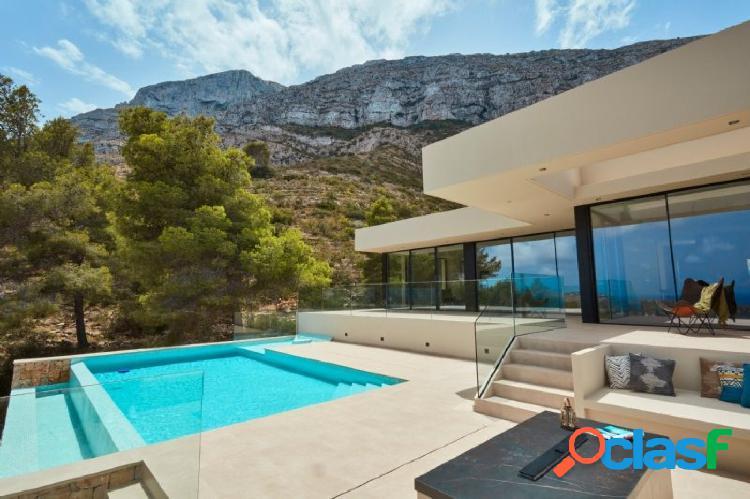 Villa Moderna de lujo con increíbles vistas al mar zona