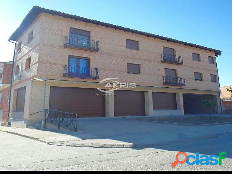 Piso de 2 dormitorios con garaje y trastero