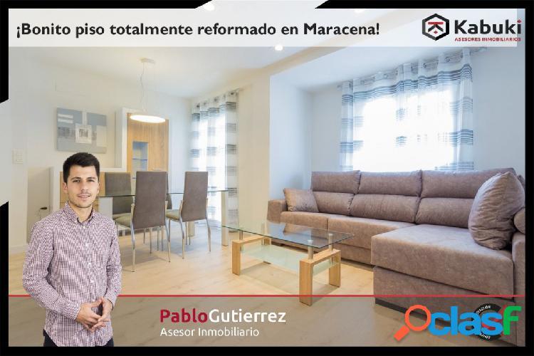 Bonito piso totalmente reformado en el centro de Maracena