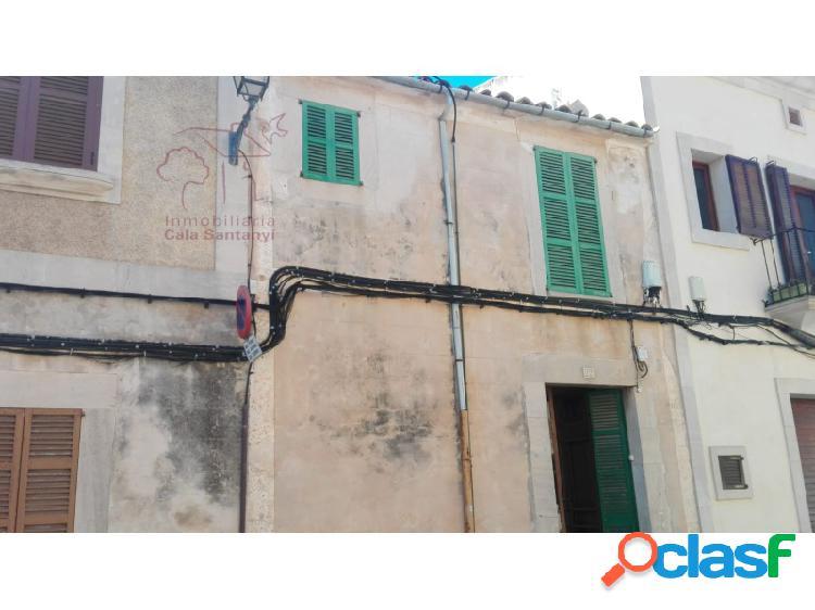 Casa bien conservada en el centro de Santanyí
