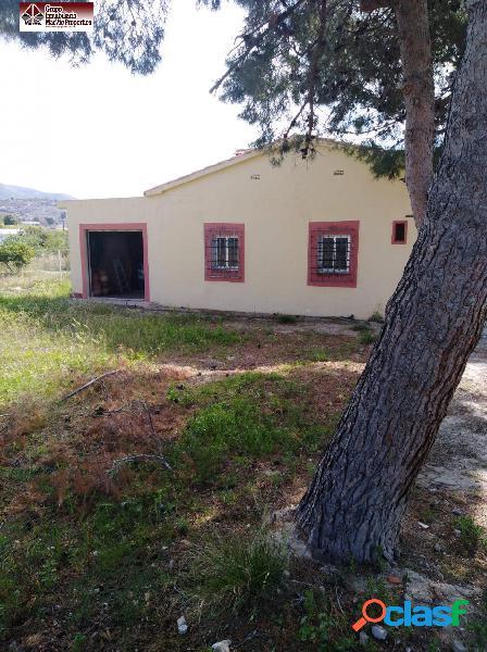 Casa de campo en La VIllajoyosa