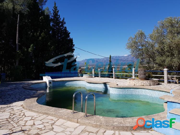Chalet en venta en Horta de Pimpí. Tortosa inmobiliaria