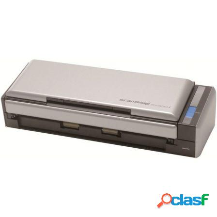 Escaner documental fujitsu scansnap s1300i - 600pp - duplex
