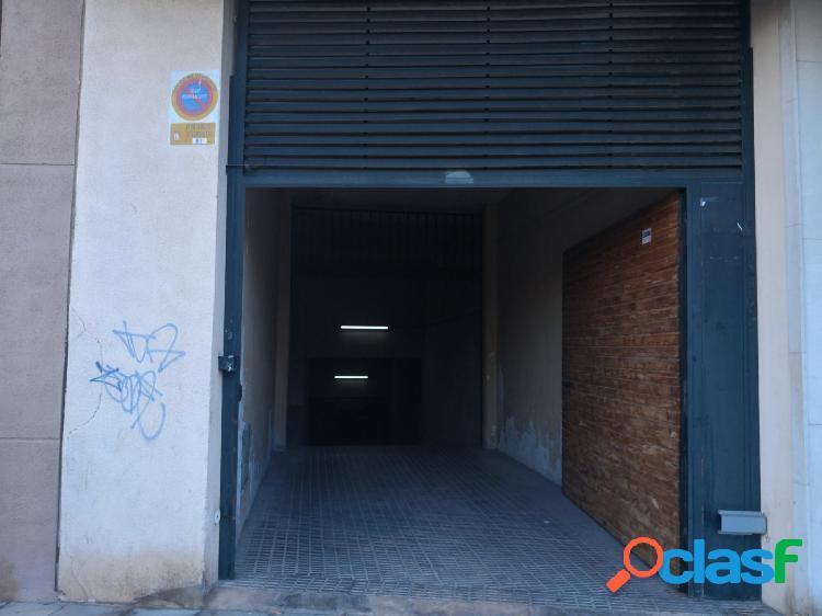 Estupenda Plaza de Garaje zona Alameda