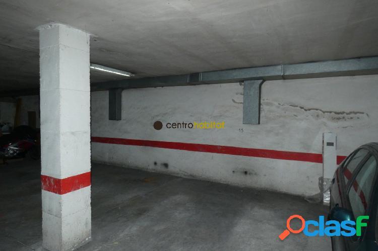 Garaje en la zona del Parque 9 de Octubre