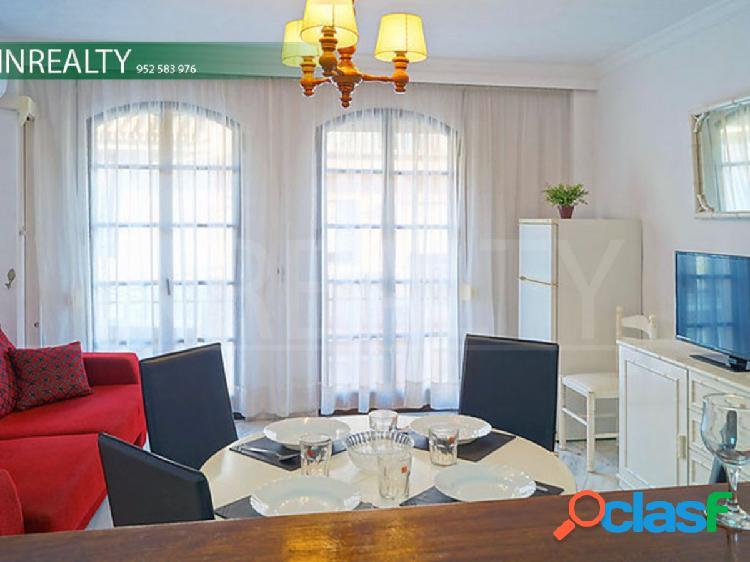 InRealty Inmobiliaria en Fuengirola, vende piso en el centro