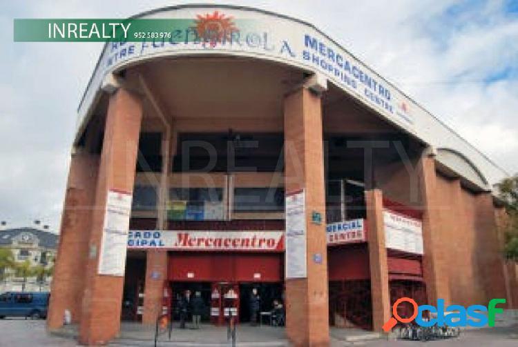 InRealty Inmobiliaria en Fuengirola, vende piso en pleno