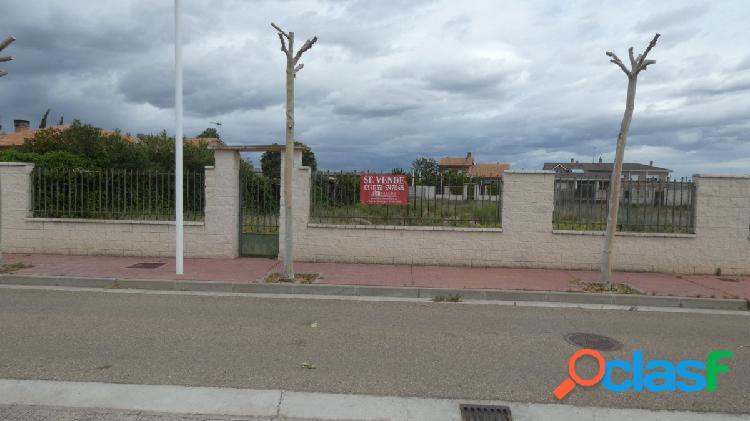 Solar en Urbanización Santa Teresa. Referencia SO/11042019.