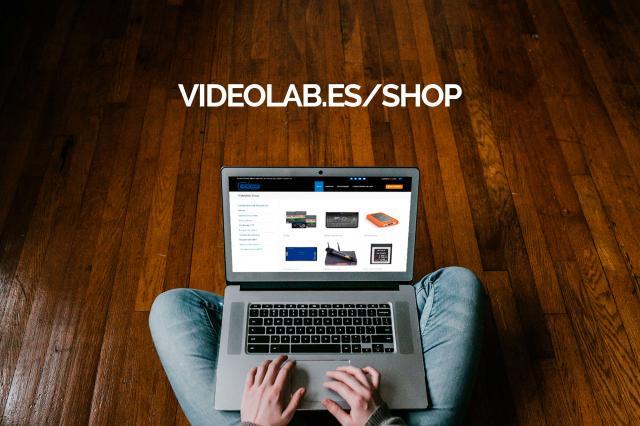 Videolab Shop, tu nueva tienda de electrónica online