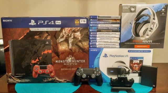en venta Sony PlayStation 4 Pro 1TB console €150 con