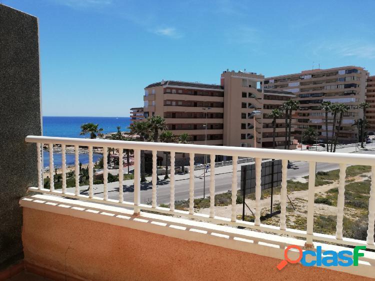 Duplex frente al mar Cabo Cervera