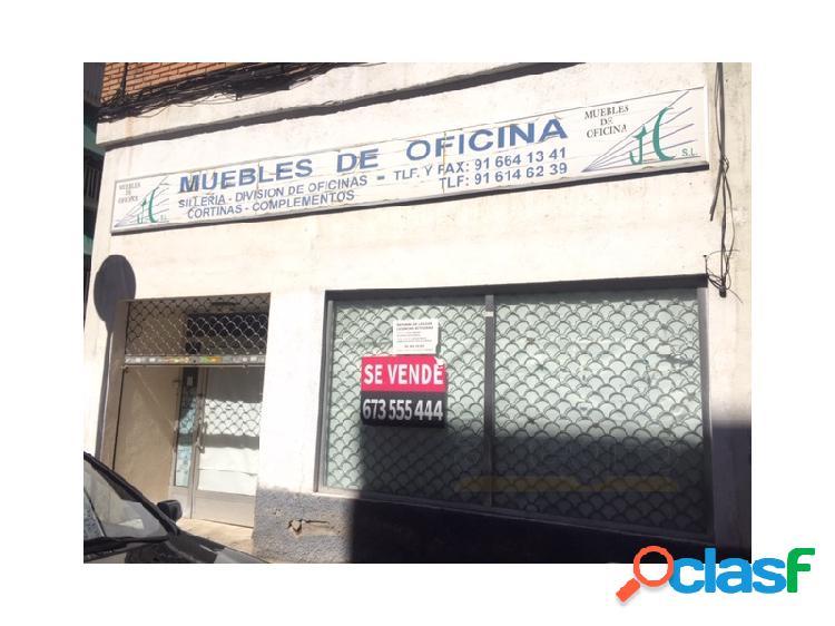 Local comercial en venta en Calle CERVANTES 6, Móstoles