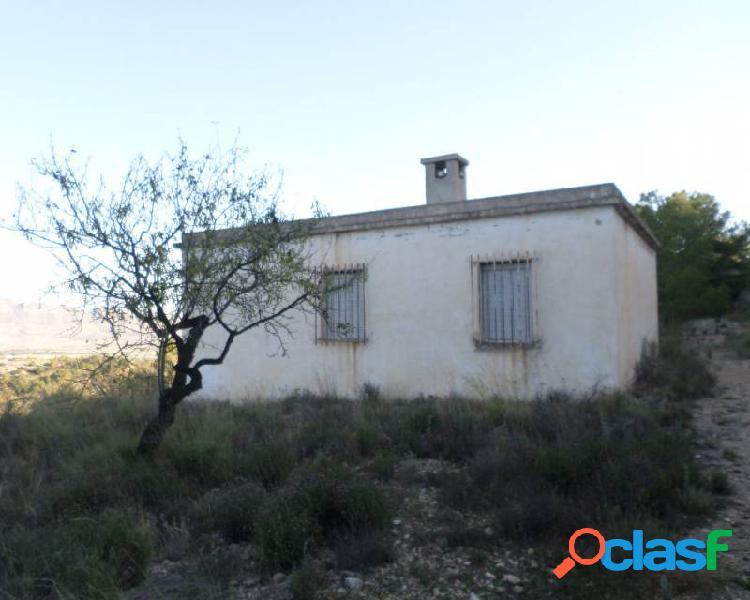 Una pintoresca casa de campo p