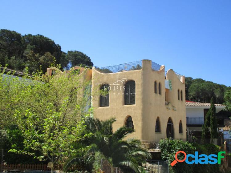 Villa de estilo modernista