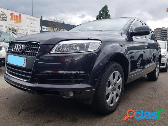 AUDI Q7 diesel en Vandellós i l Hospitalet de l Infant