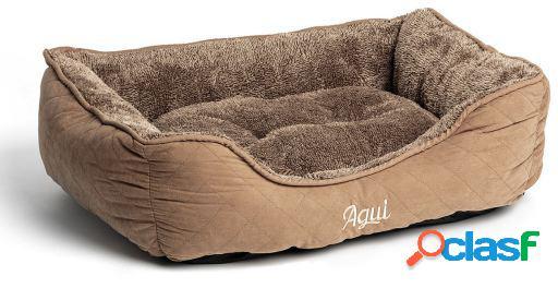 Agui Cama Mountain Square Bed para Perros 1.26 kg