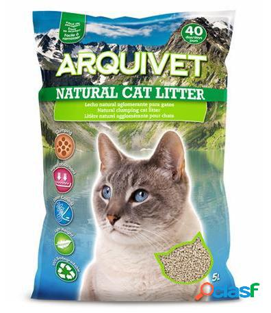 Arquivet Natural Cat Litter 2.25 KG