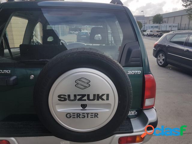 SUZUKI Grand Vitara diesel en Lalín (Pontevedra)