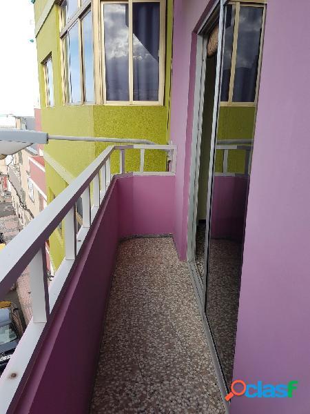 Se alquila piso sin amueblar de 2 habitaciones zona del