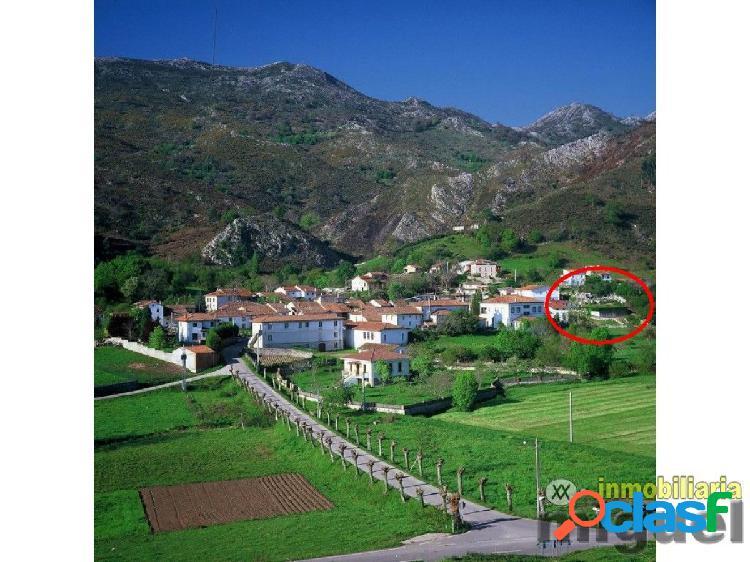 Se vende parcela edificable de 700 m, en el Concejo de