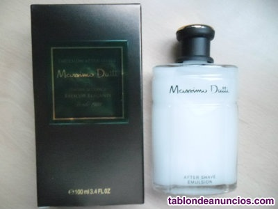 Massimo dutti after shave emulsion 100ml