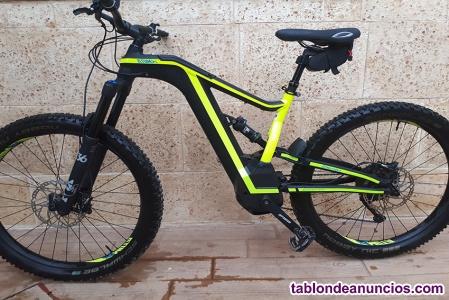 Bicicleta eléctrica bh atom-x lynx plus pro xt