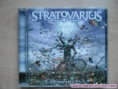 Power metal cds rage gamma stratovarius