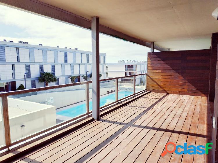 Fantástico apartamento en urbanización de lujo Punta