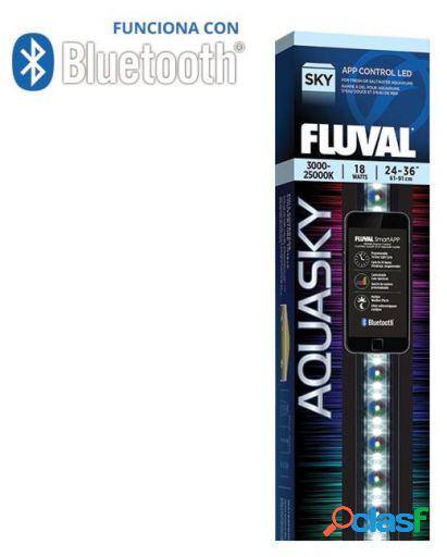 Fluval AquaSky LED Bluetooth 2.0 12w 500 GR